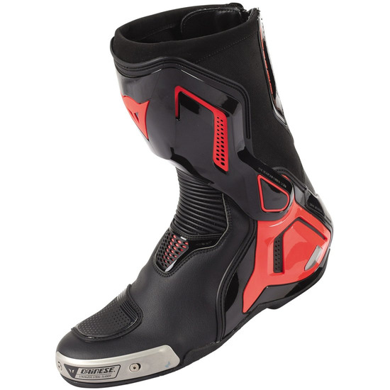 Stiefel DAINESE Torque  D1 Out Black / Fluo-Red