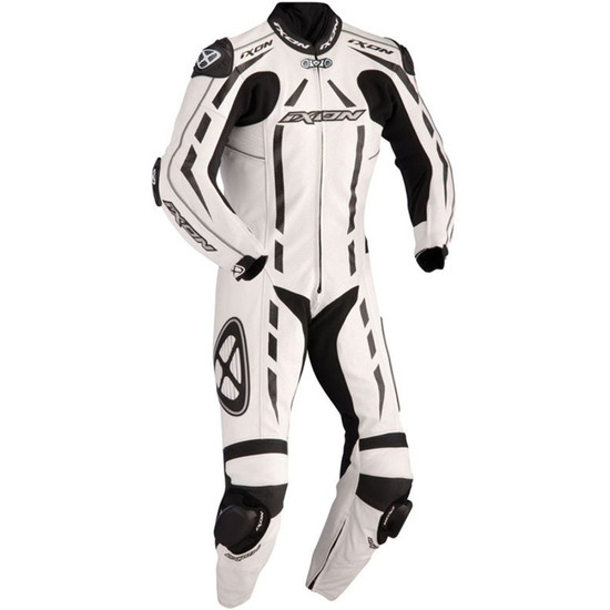 Anzug / Kombi IXON Pulsar Junior Professional White / Black / Silver