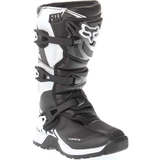 Stiefel FOX Comp 5 Junior Black