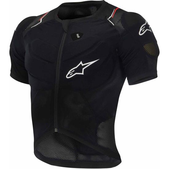ALPINESTARS Evolution Jacket Black / White / Red Protection