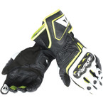 DAINESE Carbon D1 Long Black / White / Yellow Fluo