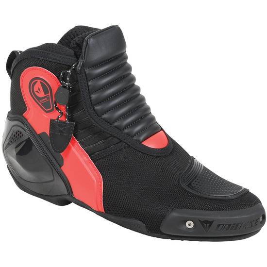 Stiefel DAINESE Dyno D1 Black / Fluo-Red