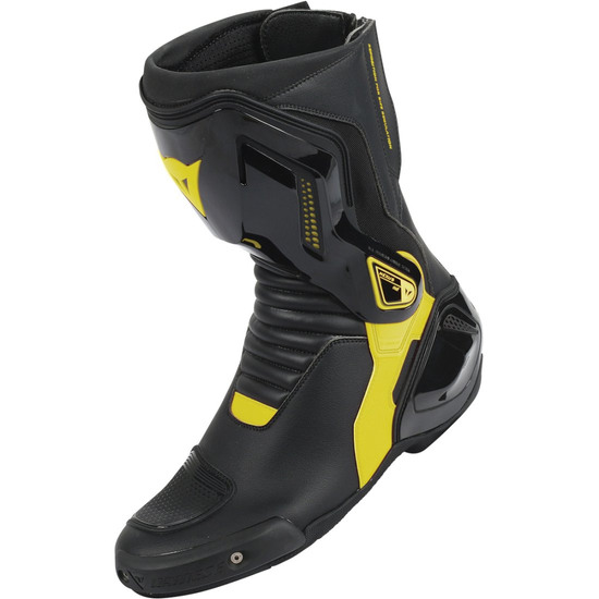 Bottes DAINESE Nexus Black / Yellow Fluo