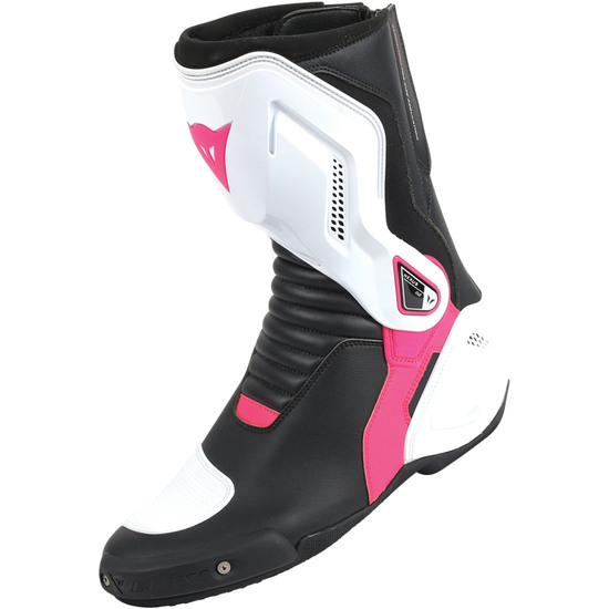 Botas DAINESE Nexus Lady Black / White / Fucsia