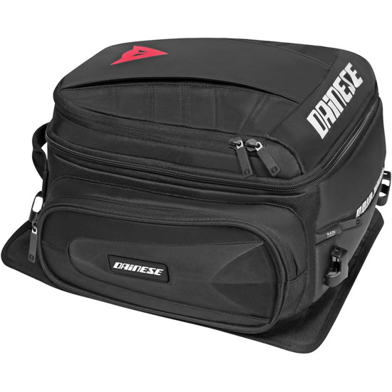 Tasche DAINESE D-Tail Stealth Black