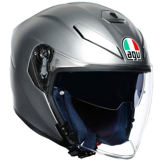 AGV K-5 Jet Matt Grey Helmet