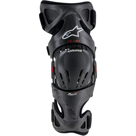 Proteccion ALPINESTARS Fluid Tech Carbon Left