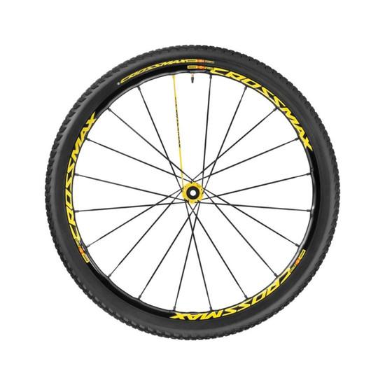 Cerchio e copertone MAVIC Crossmax SL Pro Ltd 27.5 x 2.10 WTS Intl Black / Yellow