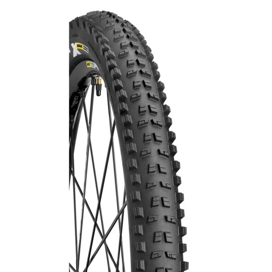 MAVIC Crossmax Charge XL 27.5 x 2.4 White Rim and tyre