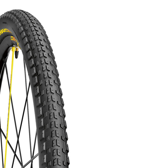 MAVIC Crossmax Pulse 27.5 x 2.1 Grey Rim and tyre