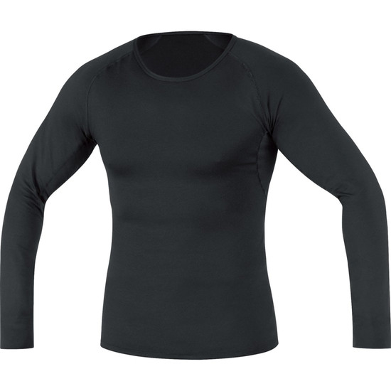 Unterwäsche GORE Base Layer Thermo Black