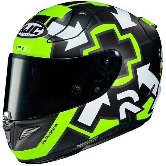 HJC RPHA 11 Iannone Replica MC-4HSF Helmet