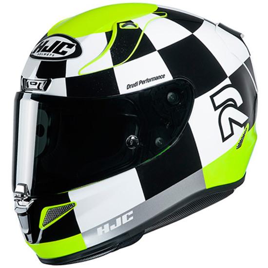 HJC RPHA 11 Misano MC-4H Helmet