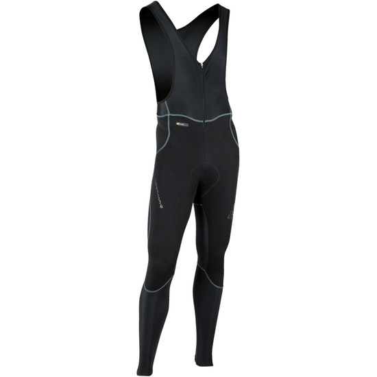 NORTHWAVE 50/12 Bibtights Selective Protection Black Cycling pants