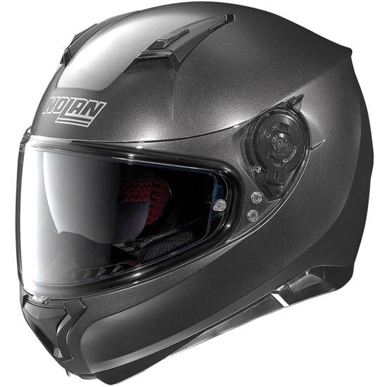Casco NOLAN N87 Special Plus N-Com Black Graphite