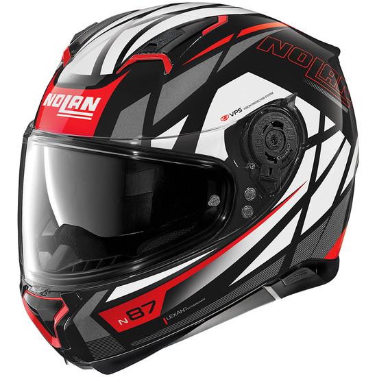 Helm NOLAN N87 Originality N-Com Glossy Black