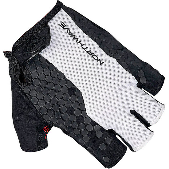 Gants NORTHWAVE Evolution White / Black