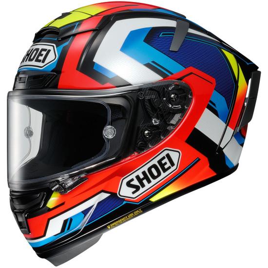 SHOEI X-Spirit 3 Brink TC-1 Helmet