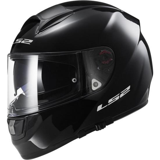 Casque LS2 FF397 Vector FT2 Black