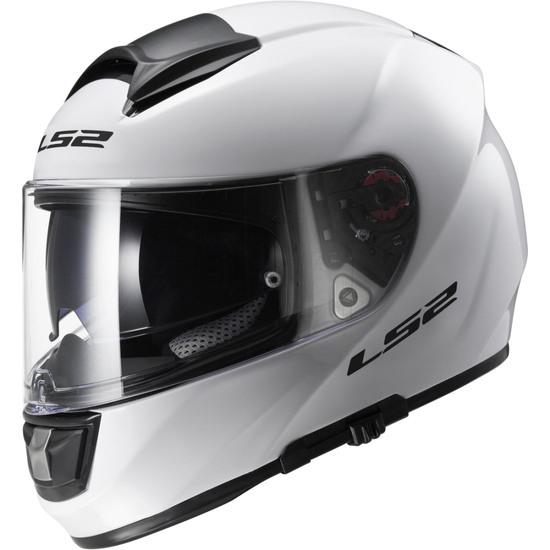 Helm LS2 FF397 Vector FT2 White