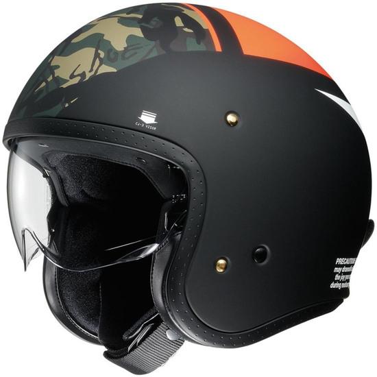 SHOEI J.O Seafire TC-8 Helmet