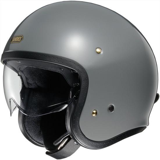 SHOEI J.O Rat Grey Helmet