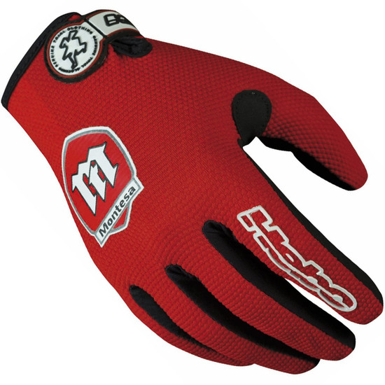 Guantes HEBO Montesa Classic Red