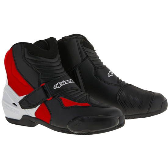 Stiefel ALPINESTARS SMX-1 R Black / White / Red