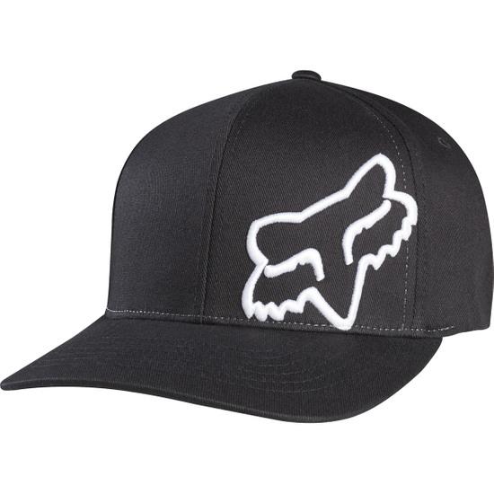 Cappello FOX Flex 45 Flexfit Black / White