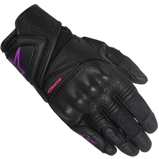 ALPINESTARS Stella Baika Lady Black / Fuchsia Gloves