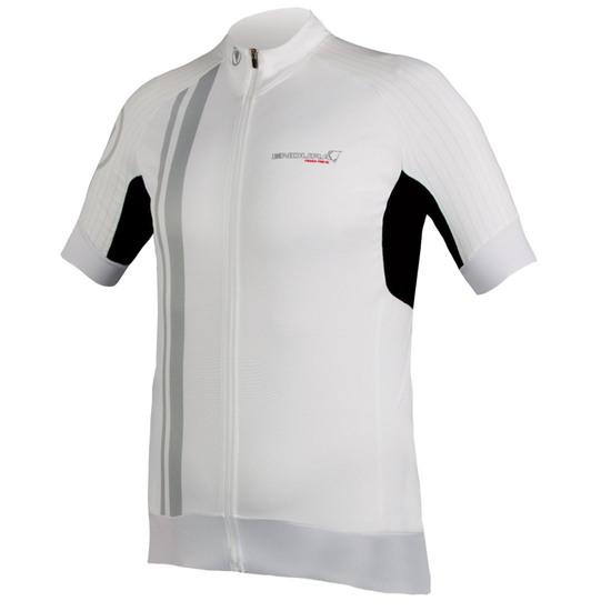 ENDURA FS260-Pro SL II Jersey White Jersey