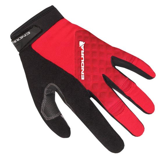 Handschuh ENDURA Hummvee Plus Red