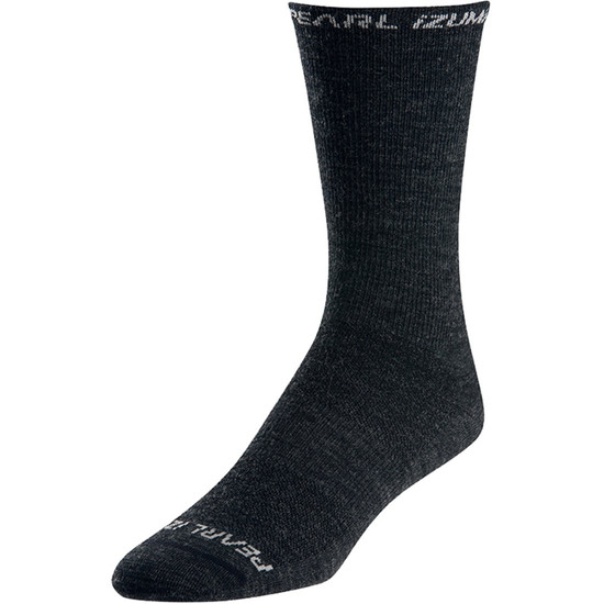 Calcetines PEARL IZUMI Elite Tall Wool Black