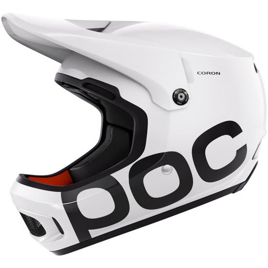 Casco POC Coron Hydrogen White