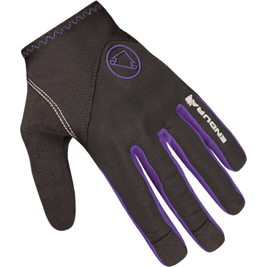 Guantes ENDURA Singletrack Lite Lady Black