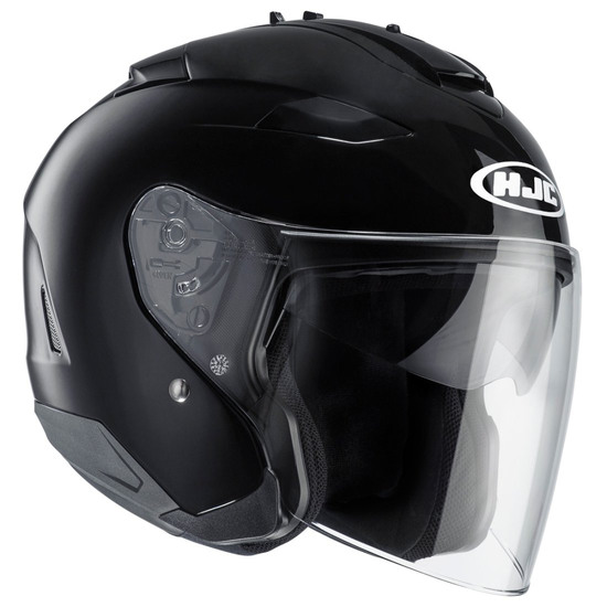 HJC IS-33 II Black Helmet