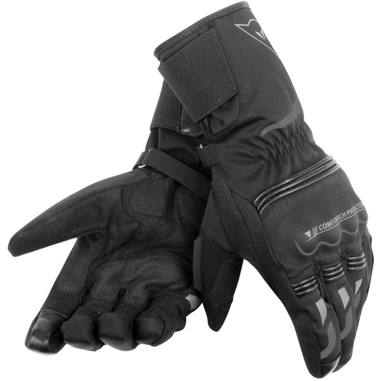 Guantes DAINESE Tempest D-Dry Long Black