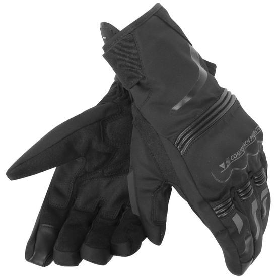 DAINESE Tempest D-Dry Short Black Gloves