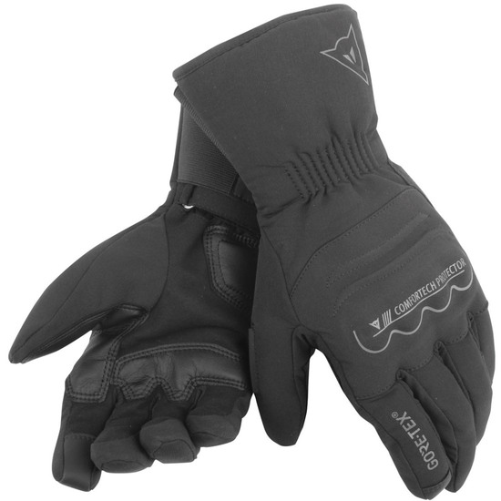 Guantes DAINESE Freeland Gore-Tex Black
