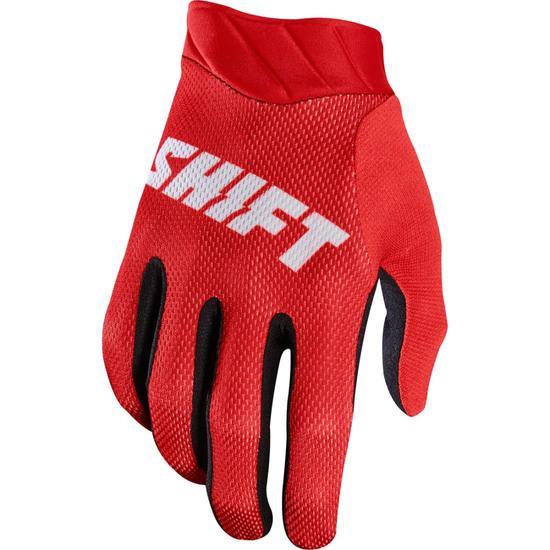 Handschuh SHIFT Black Label Air Mainline 2017 Red