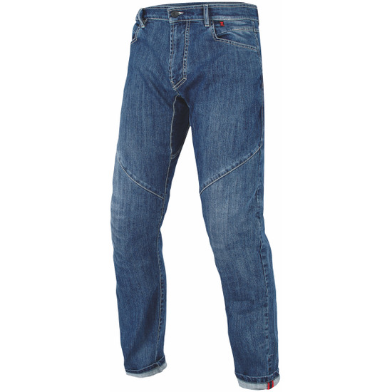 DAINESE Connect Regular Blue Denim Pant