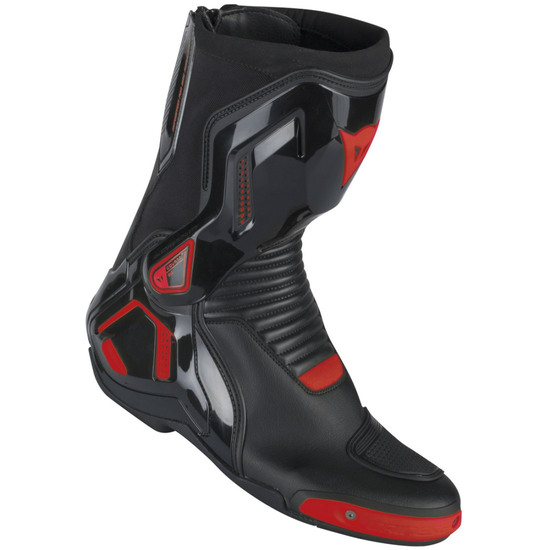 Stiefel DAINESE Course Out D1 Black / Fluo-Red