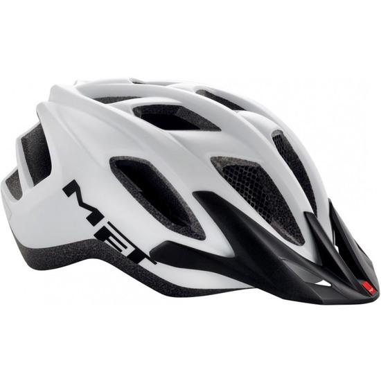 MET Funandgo Matt White Helmet