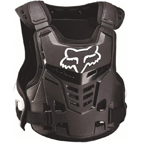 Proteccion FOX Raptor Proframe LC CE Junior Black / White