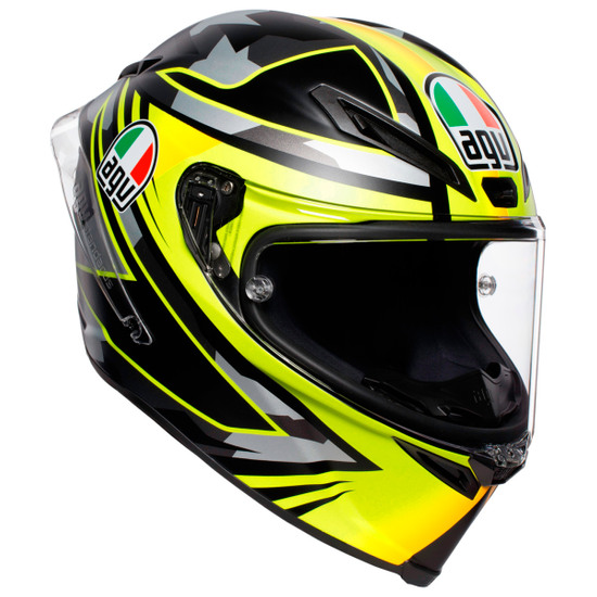 Helm AGV Corsa R Mir Winter Test 2018