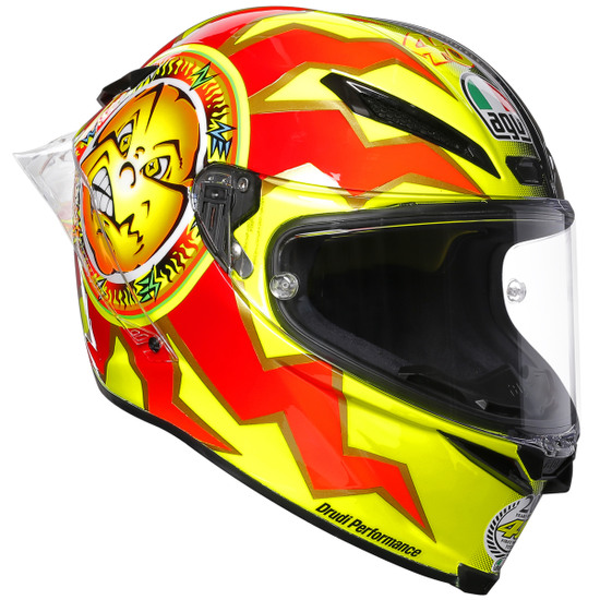 Casco AGV Pista GP R Rossi 20 Years Limited Edition