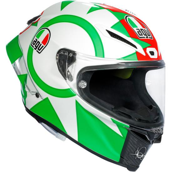 Helm AGV Pista GP R Rossi Mugello 2018 Limited Edition