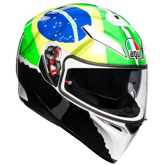 AGV K-3 SV Pinlock Morbidelli 2017 Helmet