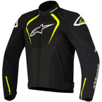 ALPINESTARS T-Jaws Waterproof Black / Yellow Fluo