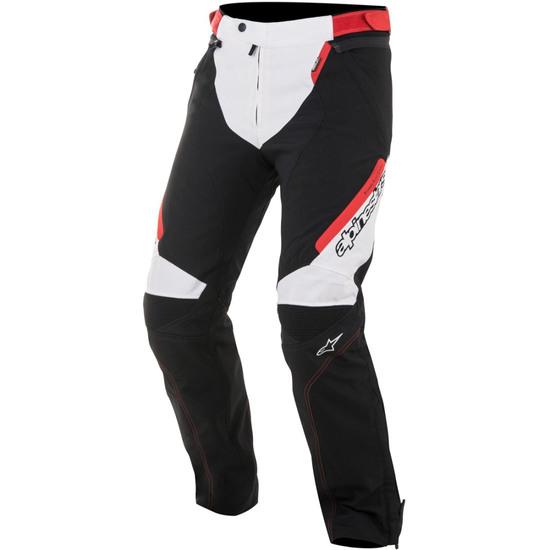 Pantalon ALPINESTARS Raider Drystar Black / White / Red